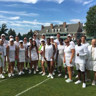 Glenmede Tennis Outing